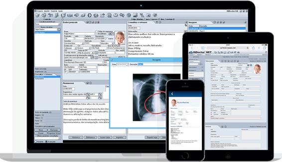 HiDoctor®: mobilidade para acesso pelo computador, tablet ou smartphone