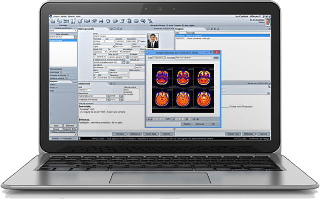 Software Médico HiDoctor®